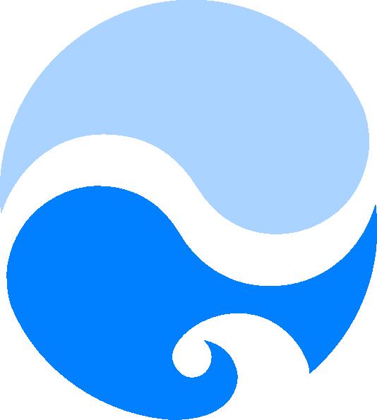 circle clipart ocean