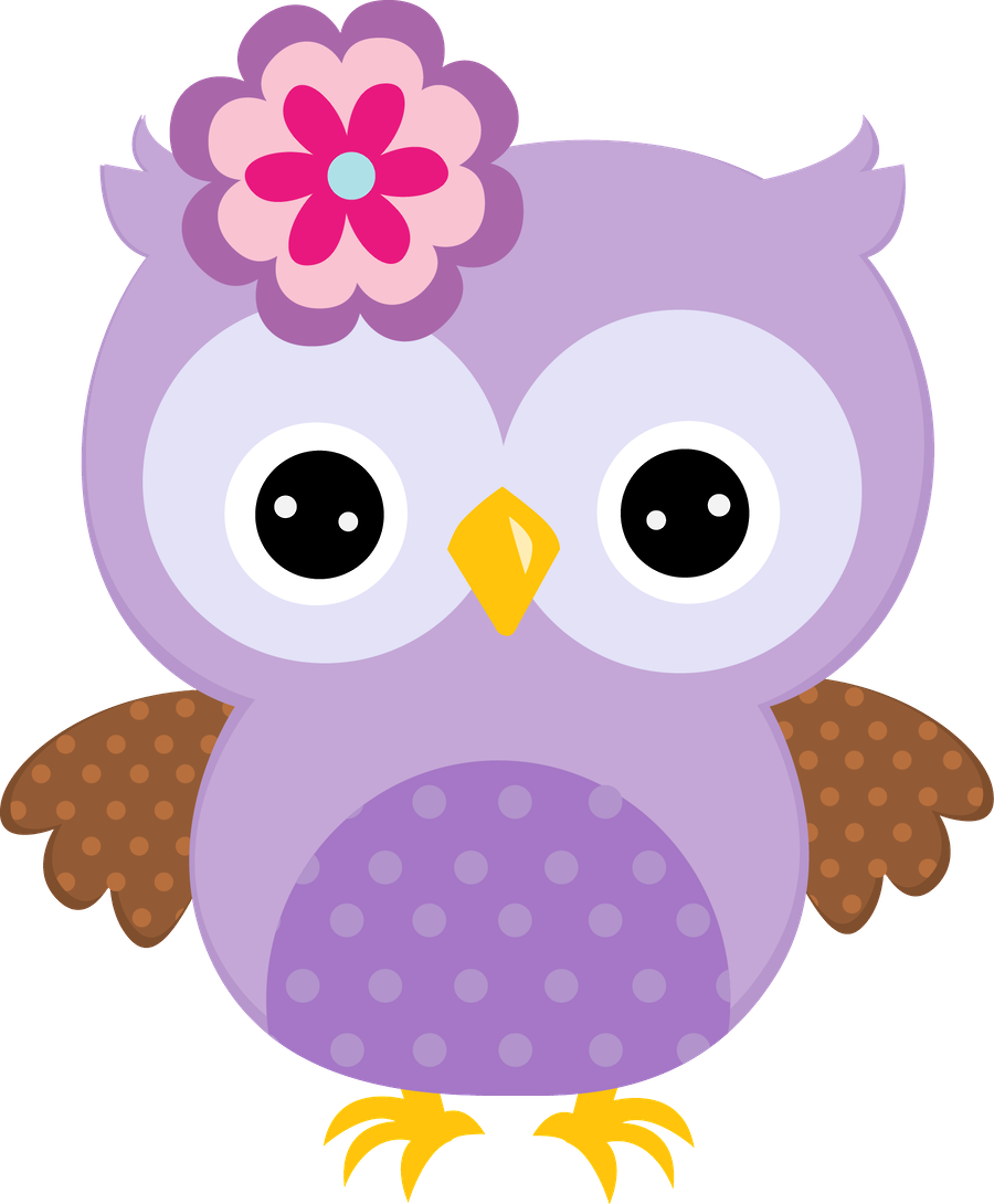 Via sharon rotherforth owls. Clipart cupcake owl