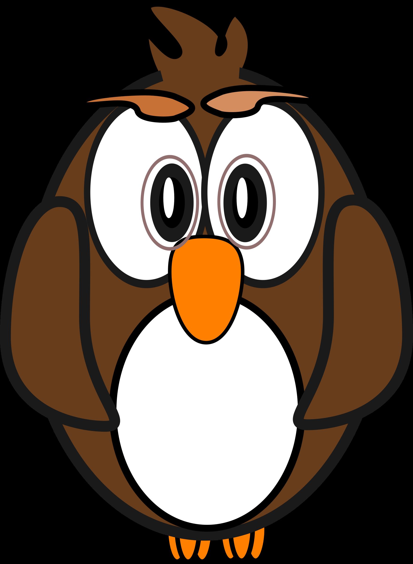 Big image png. Circle clipart owl