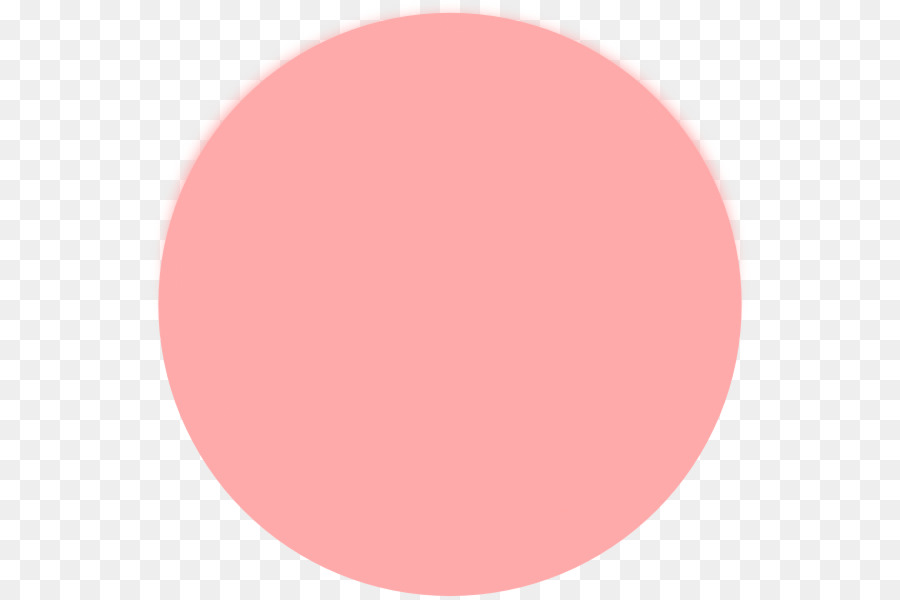 Color background transparent clip. Peach clipart circle