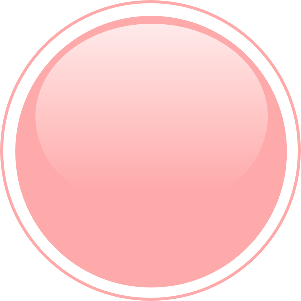 Glossy button png svg. Peach clipart circle