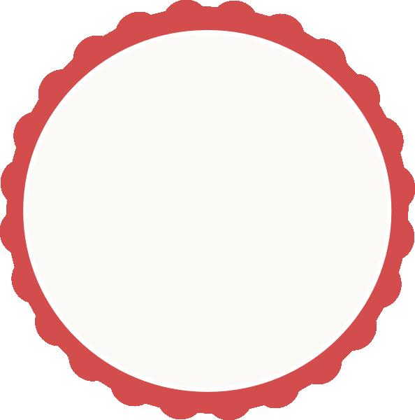 clipart frames circle
