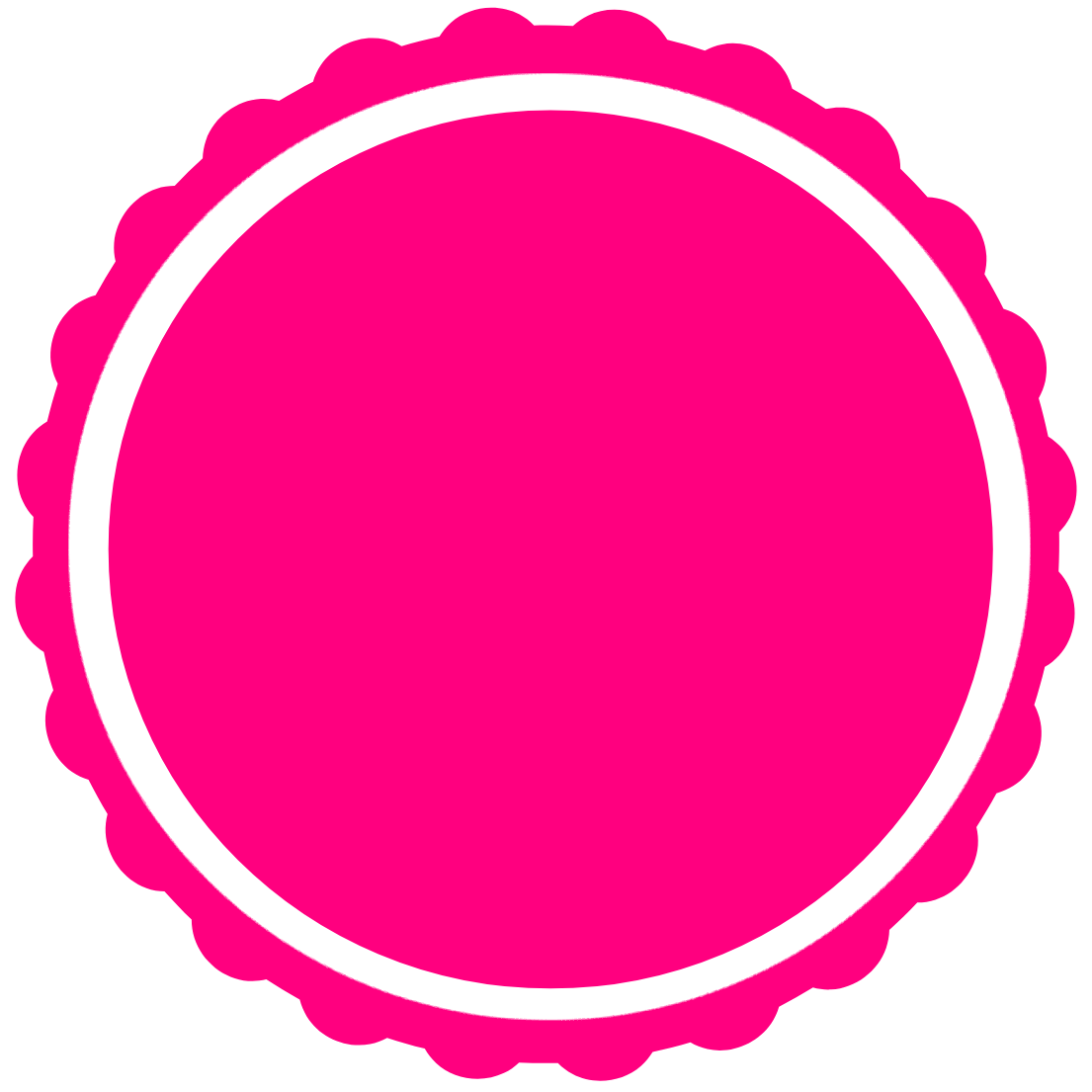collection of high. Circle clipart pink