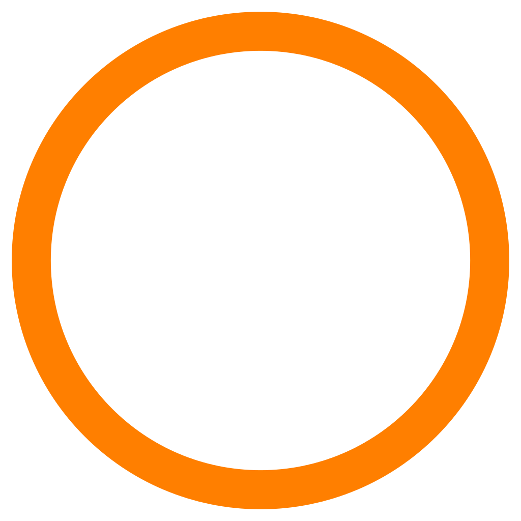 File orange svg wikimedia. Circle clipart plain
