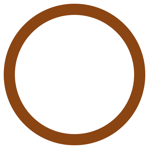 File brown svg wikimedia. Circle clipart plain