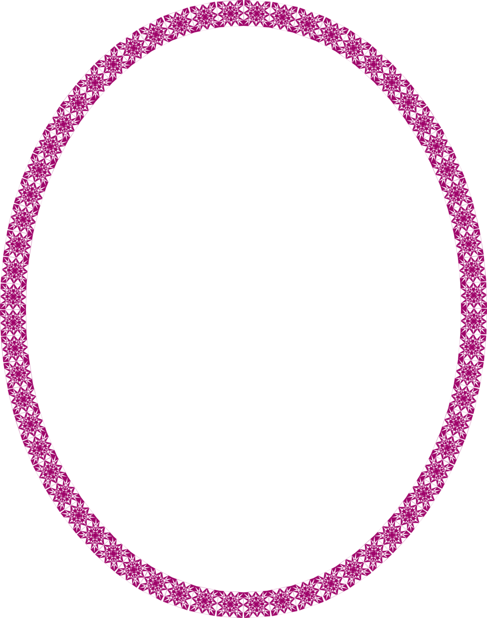 Border free stock photo. Circle clipart purple