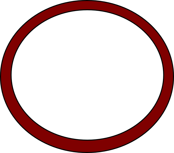 Clip art at clker. Circle clipart red