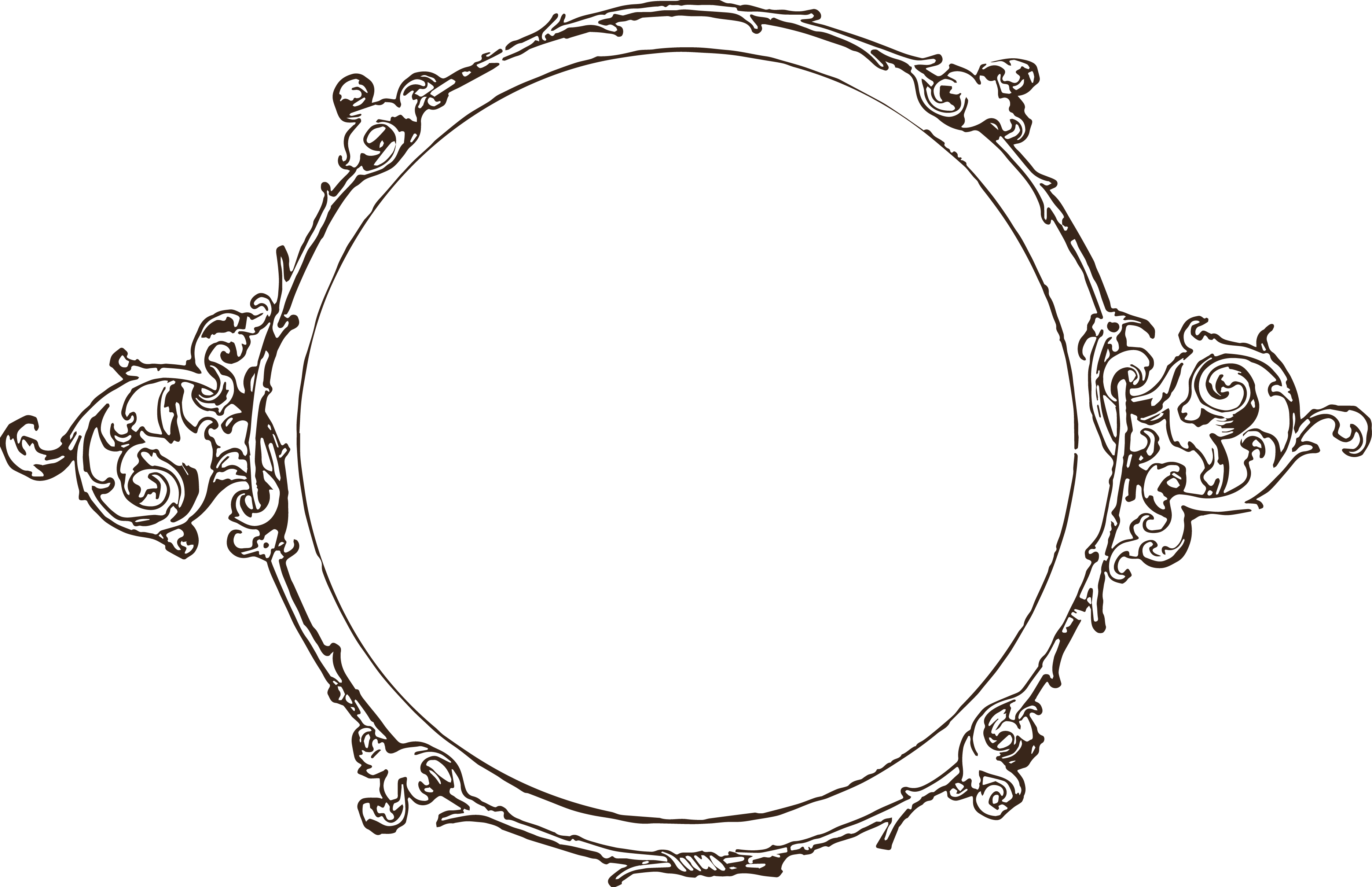 Elegant border google search. Discussion clipart circle