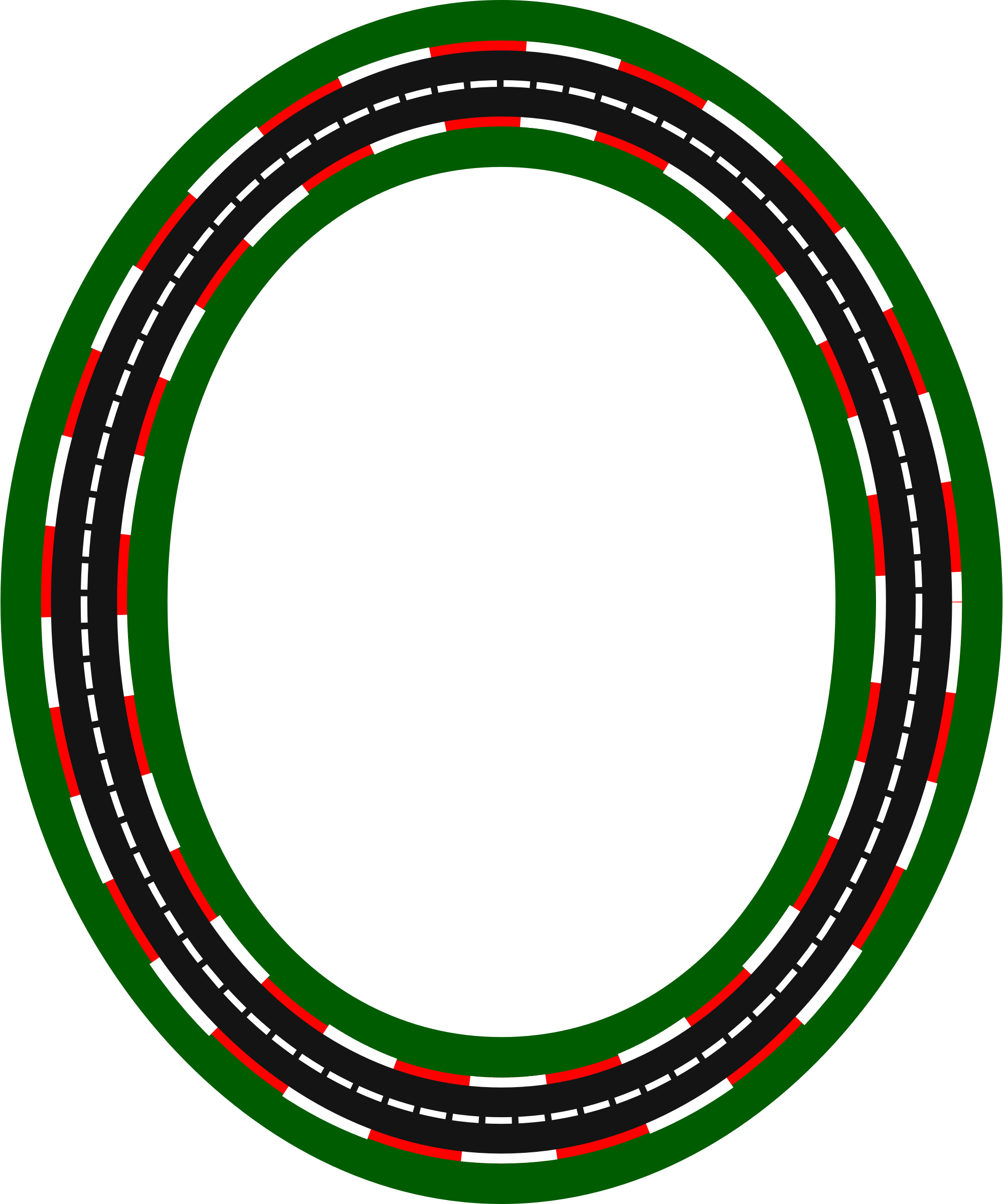 Frame . Circle clipart road