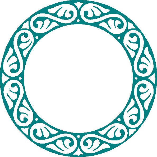 Frame clip art panda. Circle clipart round shape