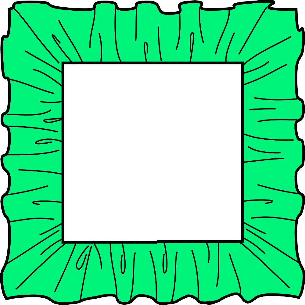 Framepng explore on deviantart. Circle clipart ruffle