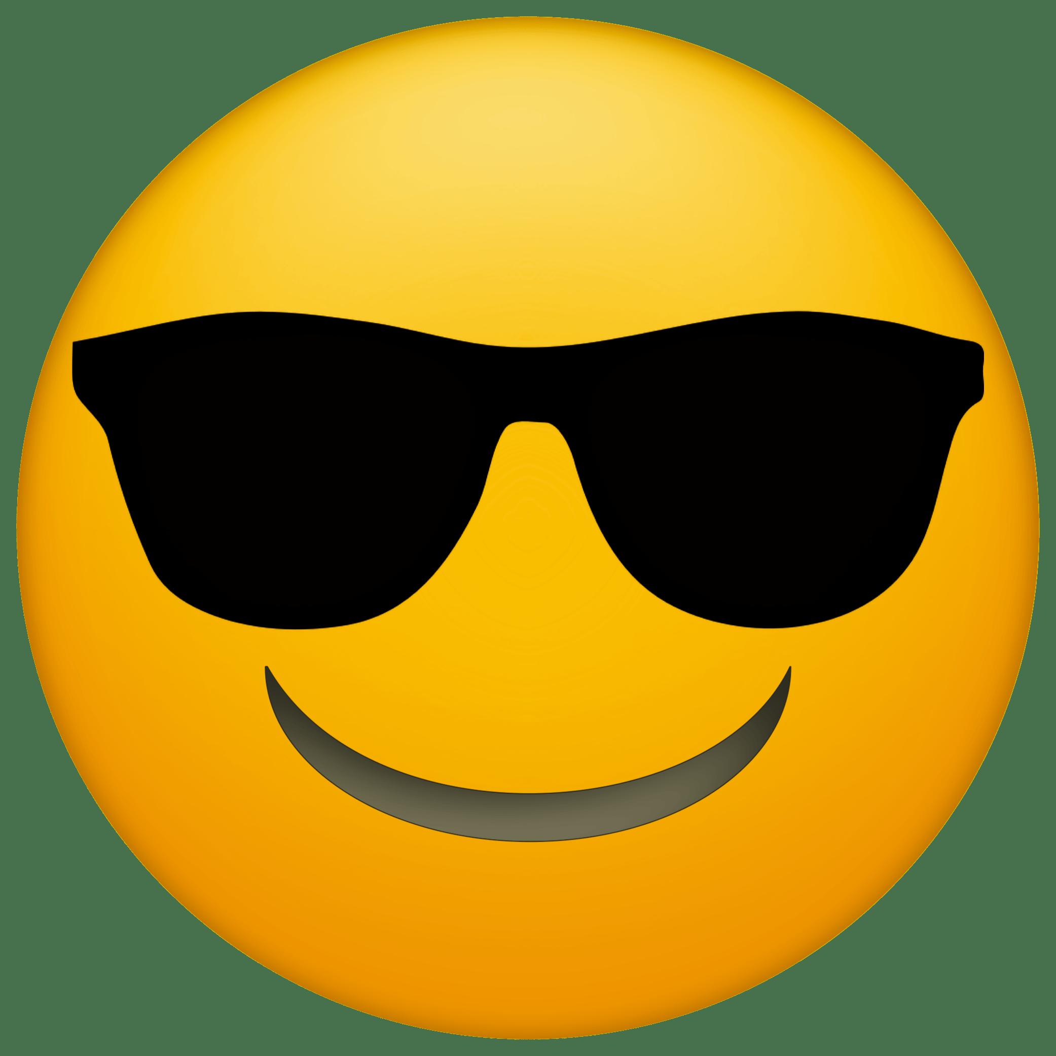 Circle clipart shades. Emoji sunglasses png pixels