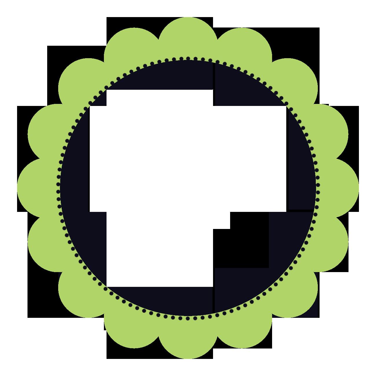 Circle clip art pinterest. Nemo clipart border
