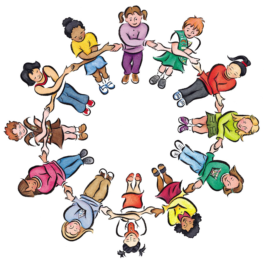 Friendship clipart circle time, Friendship circle time Transparent FREE for  download on WebStockReview 2020