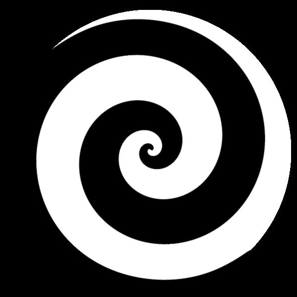 Circle clipart swirl. Swirly image group graphics