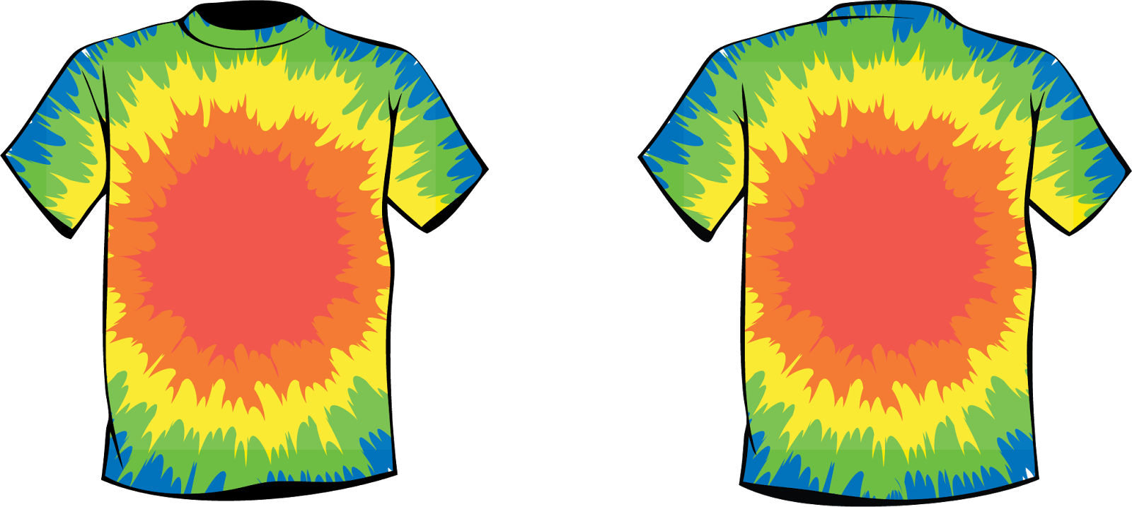 Entry update my adv. Circle clipart tie dye