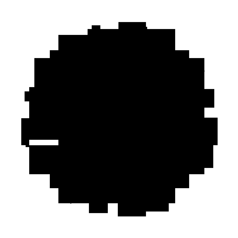 Light ultraviolet symbol clip. Circle clipart twig