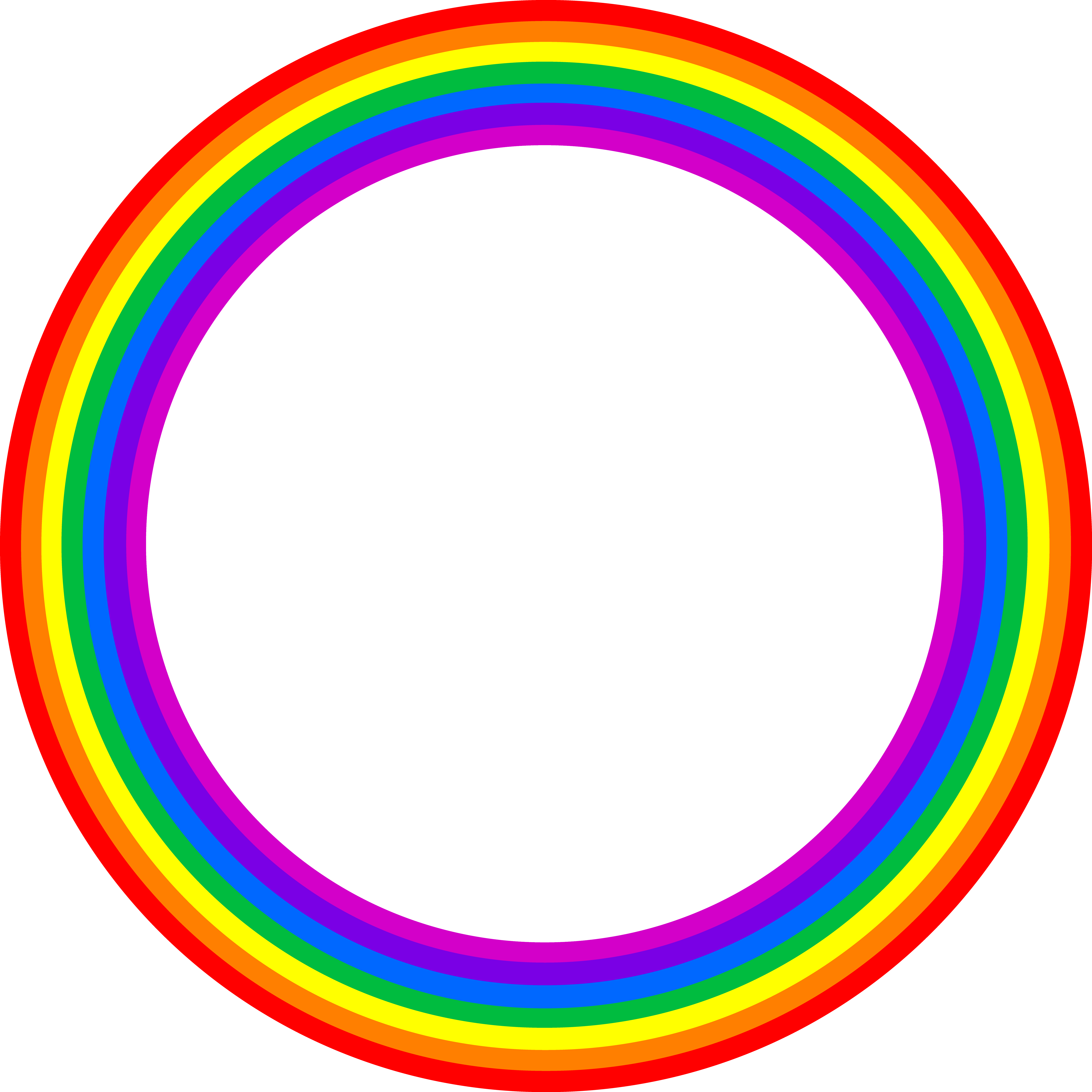 Full circle rainbow free. Teamwork clipart transparent background