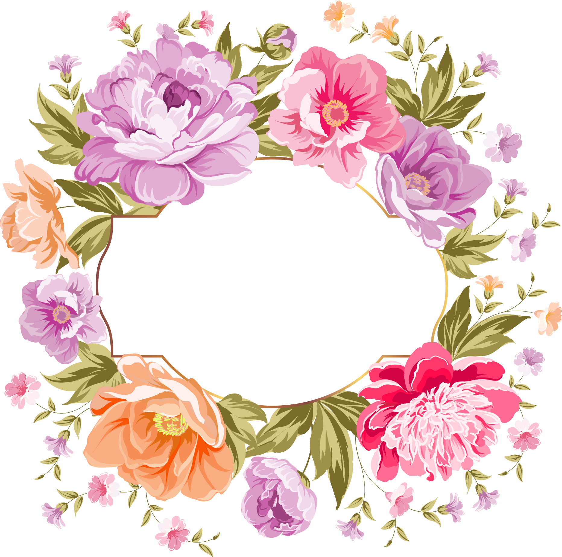 Flower art png. Http d top net