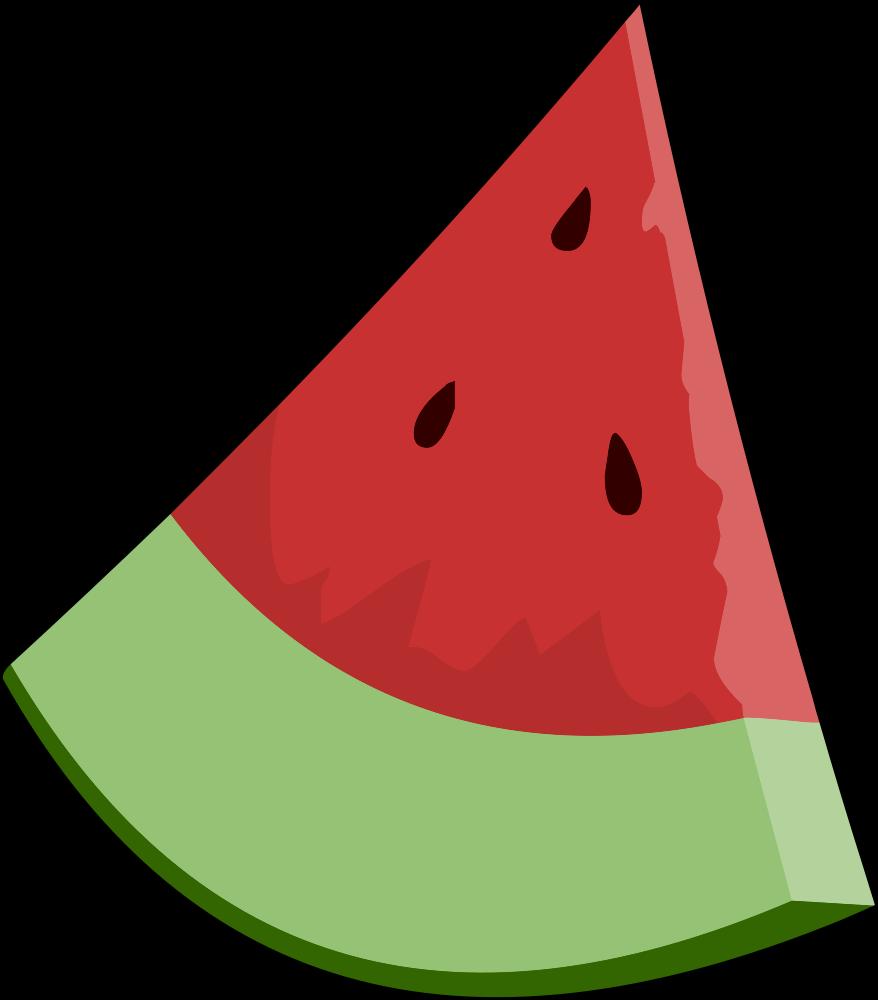 Onlinelabels clip art slice. Watermelon clipart small watermelon