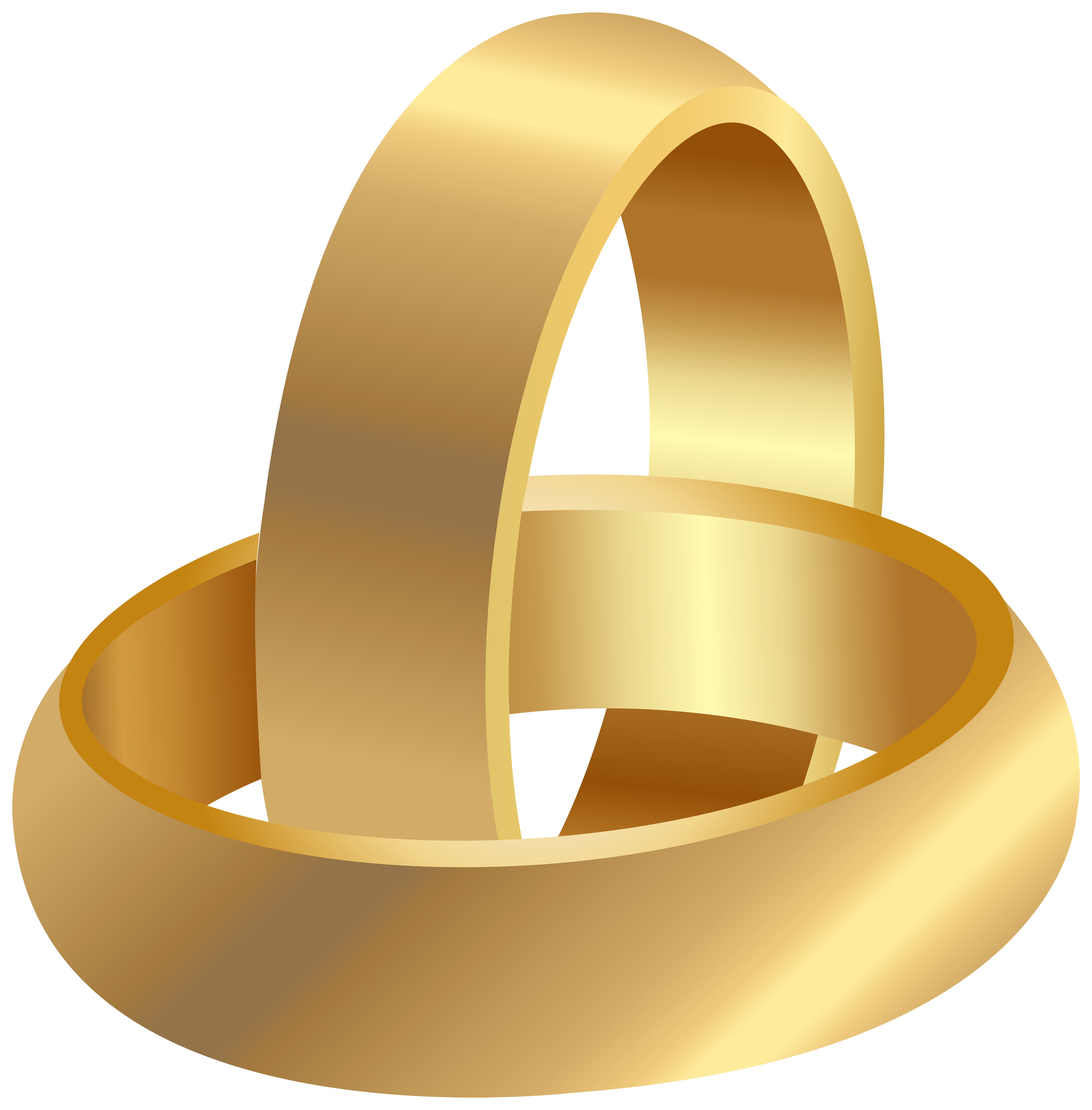 Engagement clipart wedding cocktail. Golden rings png clip