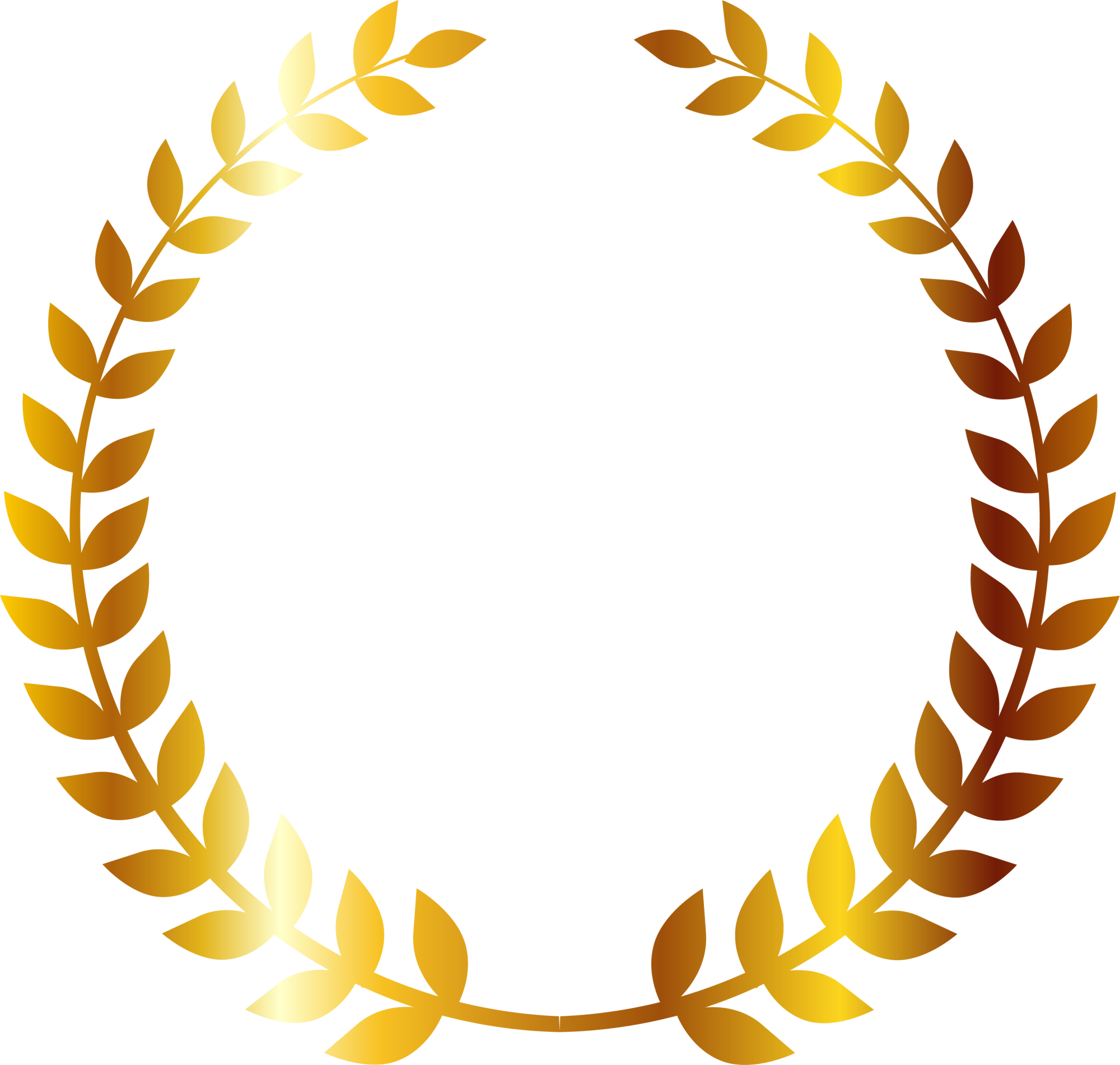 Paper company monogram logo. Circle clipart wheat