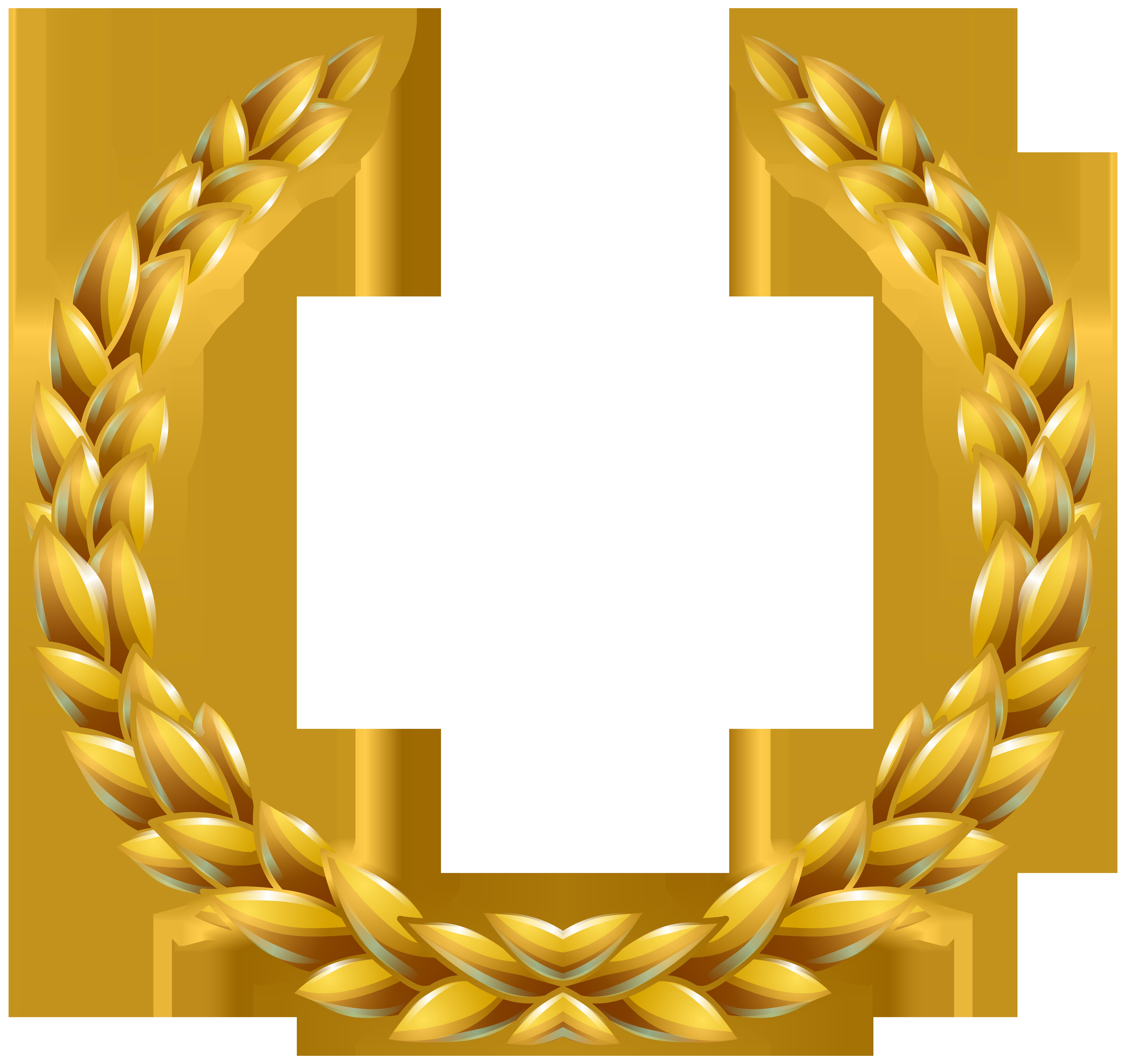 grains clipart wheat wreath