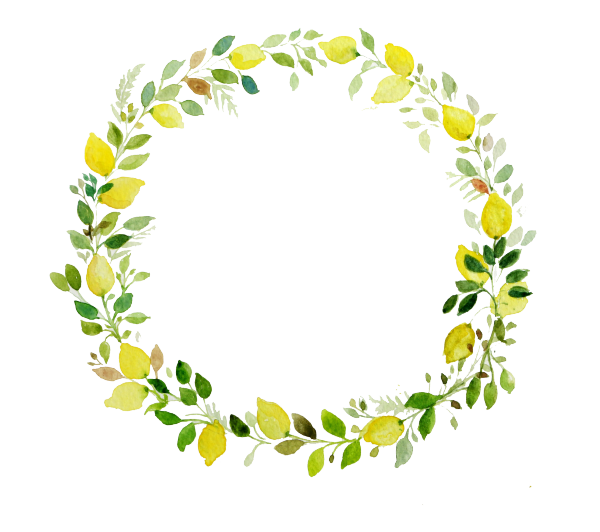 Watercolor flower wreath png. Images for floral with