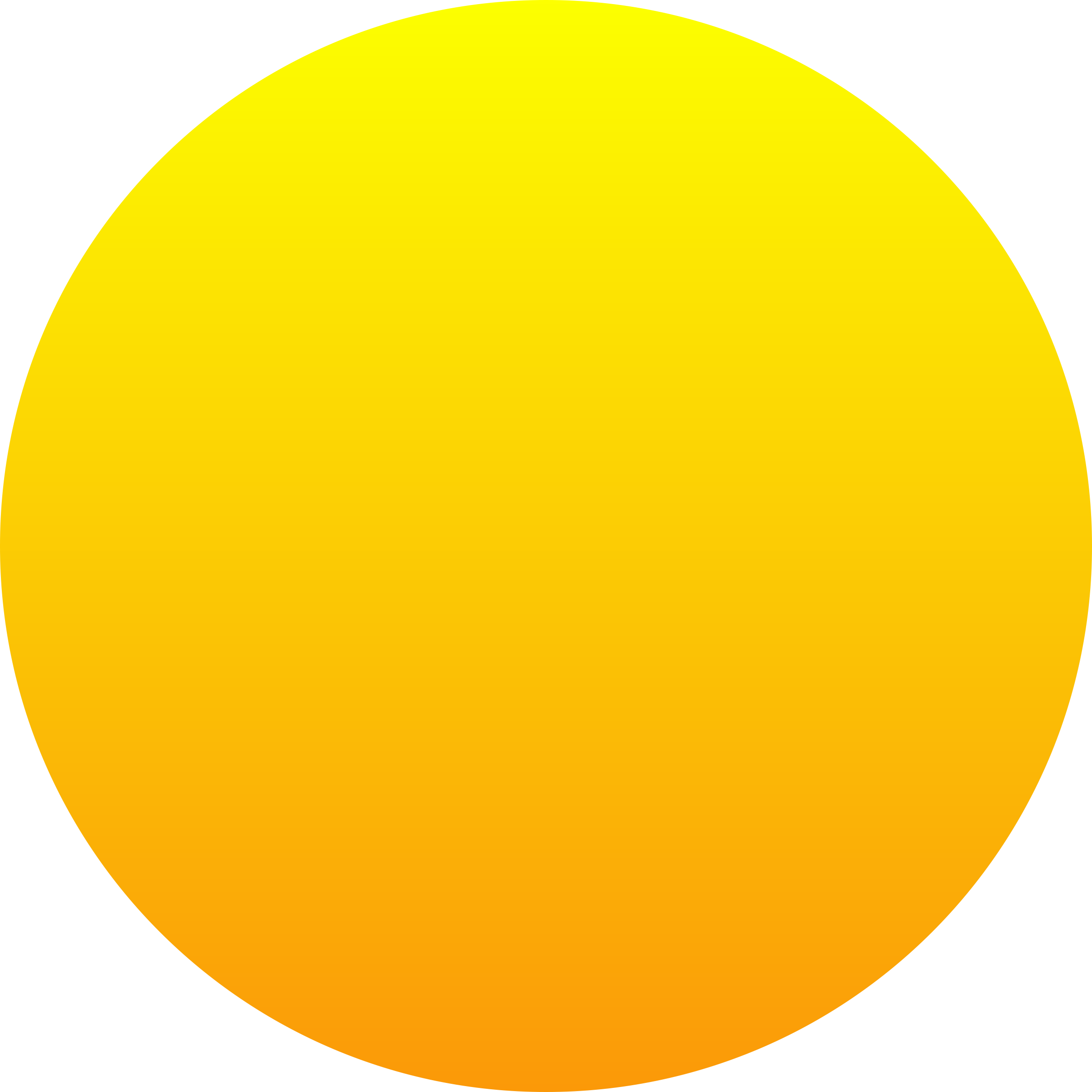 collection of sun. Circle clipart yellow