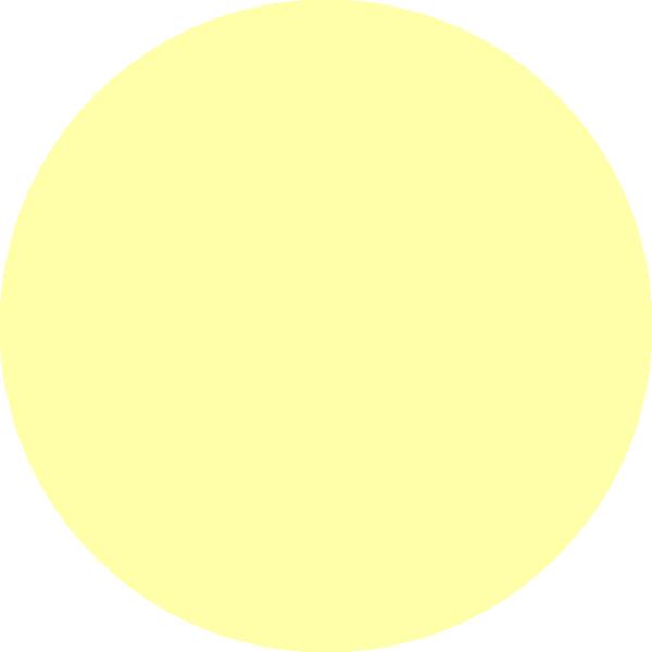 Circle clipart yellow. Light clip art at
