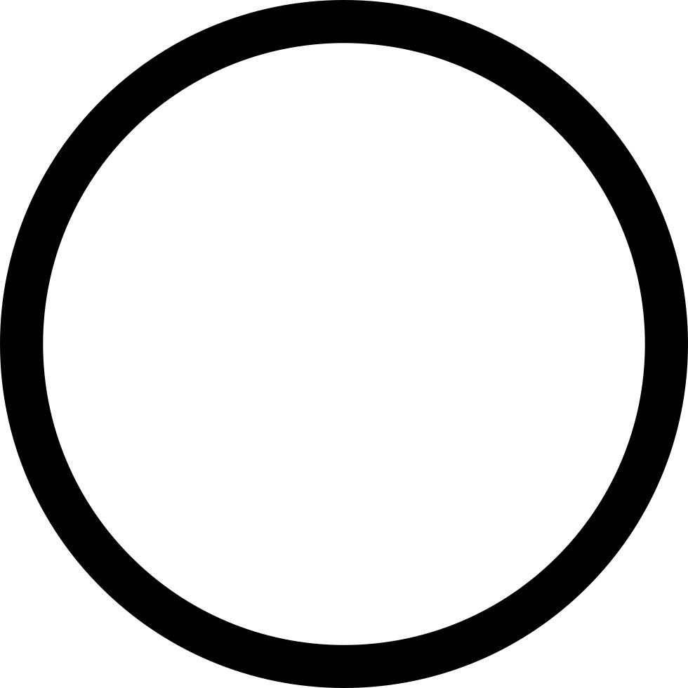 Svg icon free download. Circular frame png