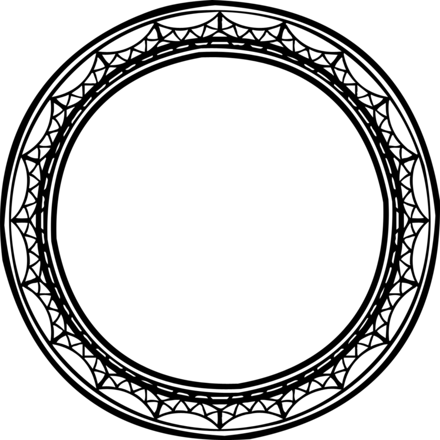 Circular frame png. Circle by shelbykateschmitz on