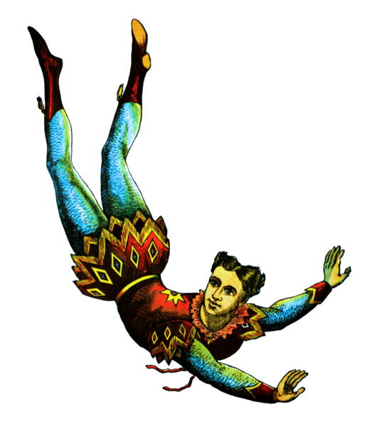 Jojo at getdrawings com. Circus clipart acrobats