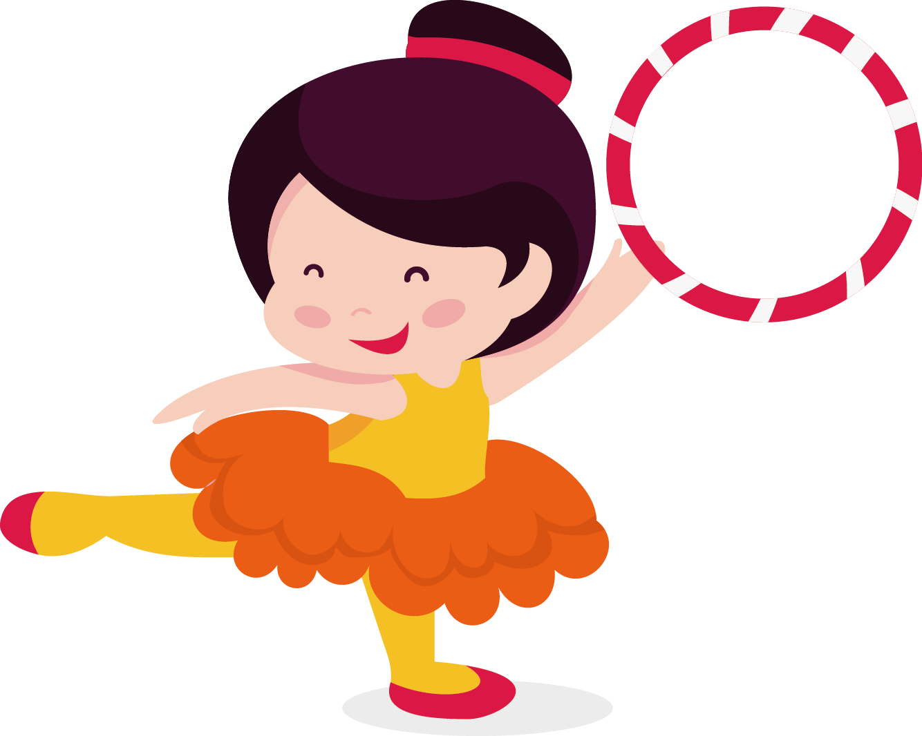 Circus ringmaster at getdrawings. Young clipart baby chinese