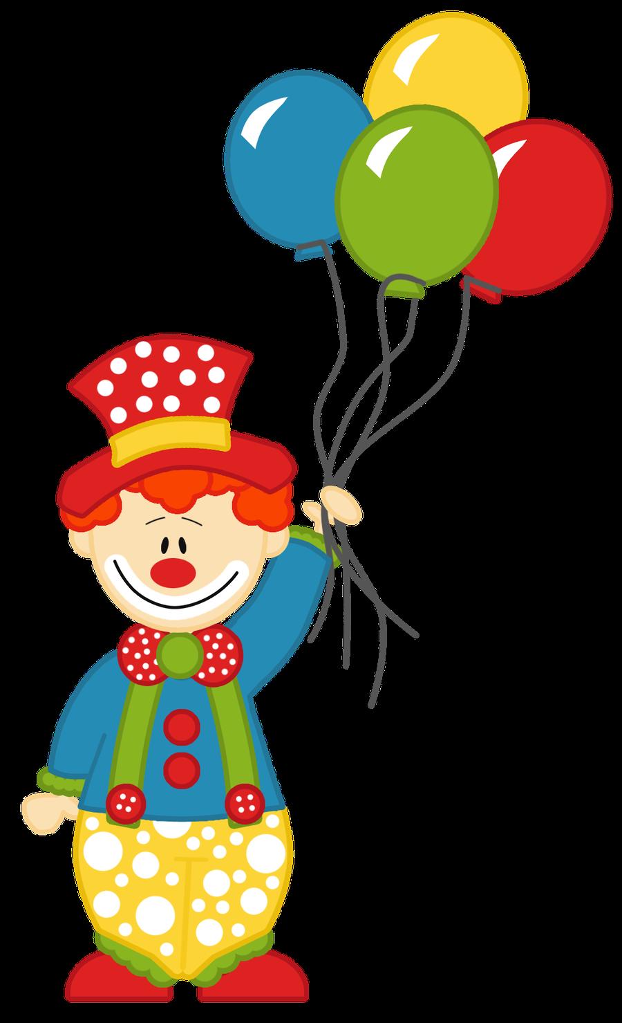 Minus say hello palya. Clipart balloon clown