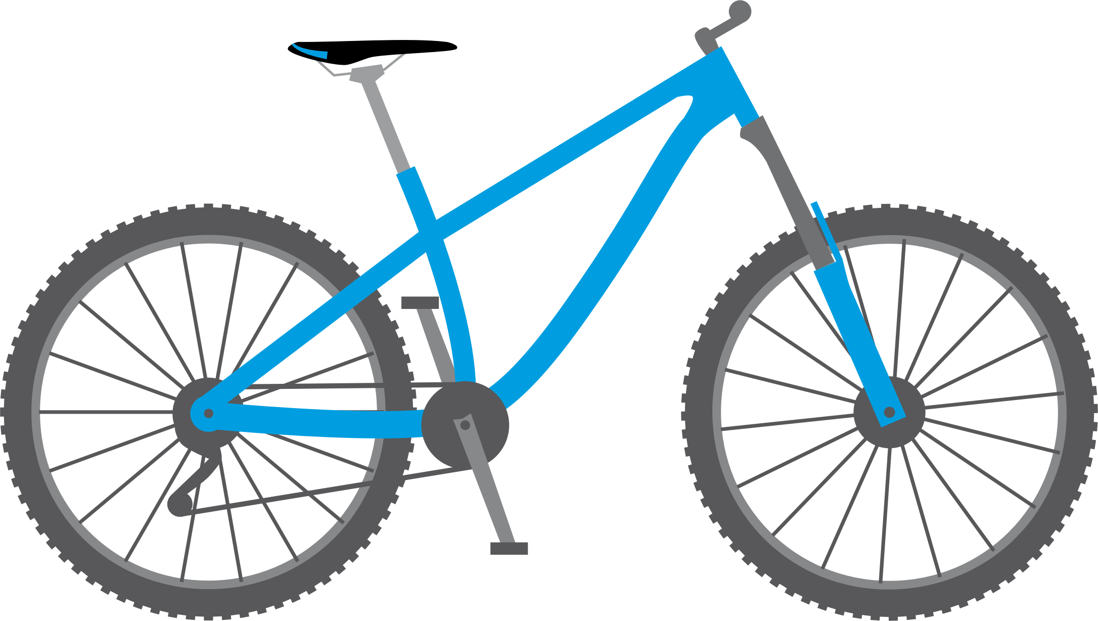 Bike non living thing