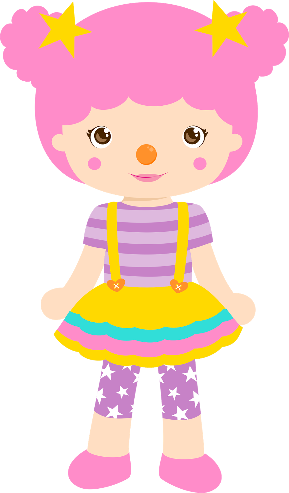 Festival clipart string flag. Clown girls png cumplea