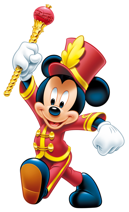Mickey mouse png clip. Circus clipart cartoon
