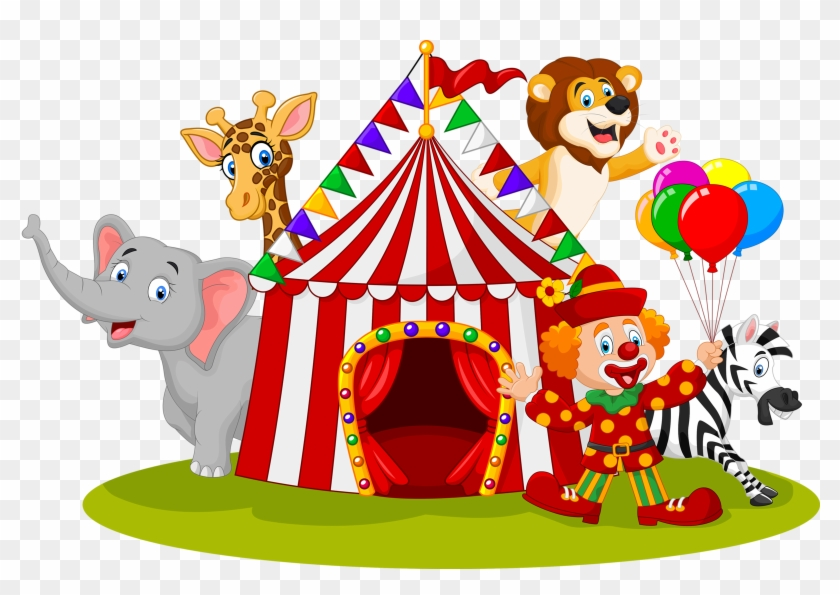 Circus clipart cartoon. Graphic transparent download cannon