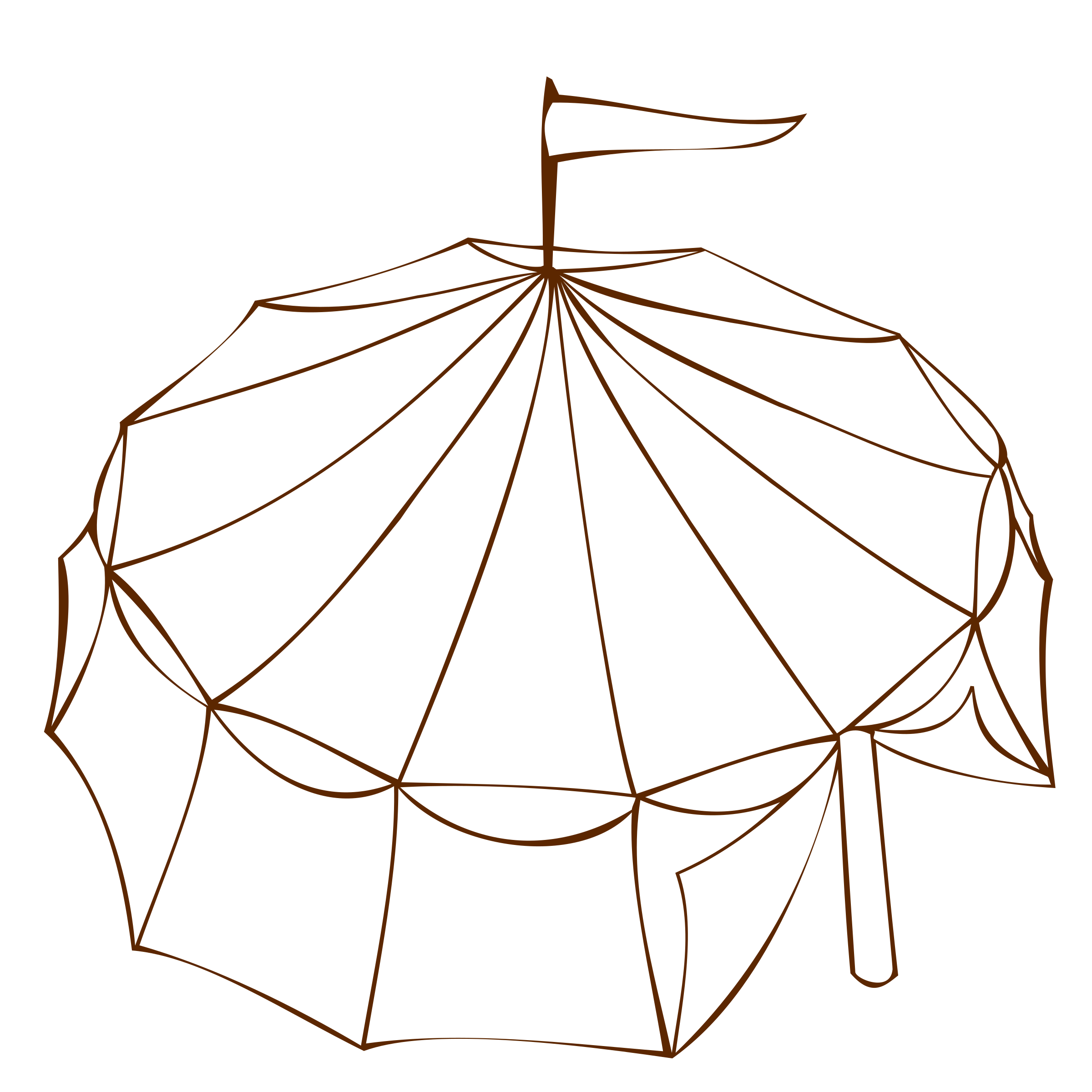 Clipart tent tent house. Rpg map symbols circus