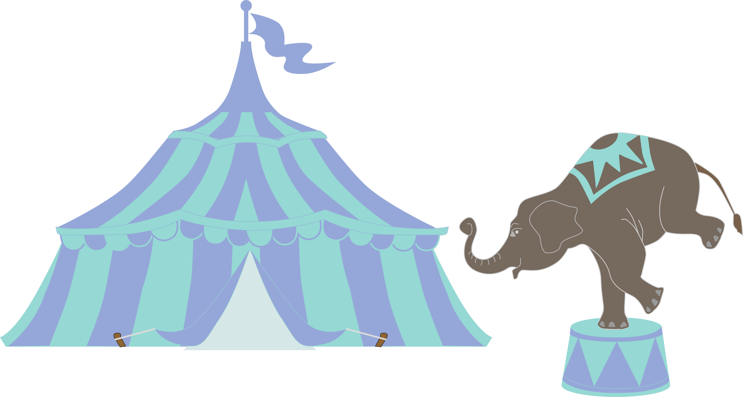 Clipart tent circus circus. Zirkuszelt icons png free