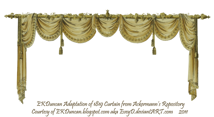 Curtain png transparent images. Curtains clipart drapery