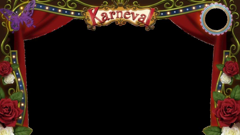 curtain clipart circus