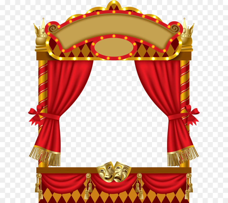 Window cartoon curtain graphics. Curtains clipart circus