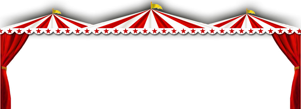 Curtains clipart circus. Popular and trending stickers