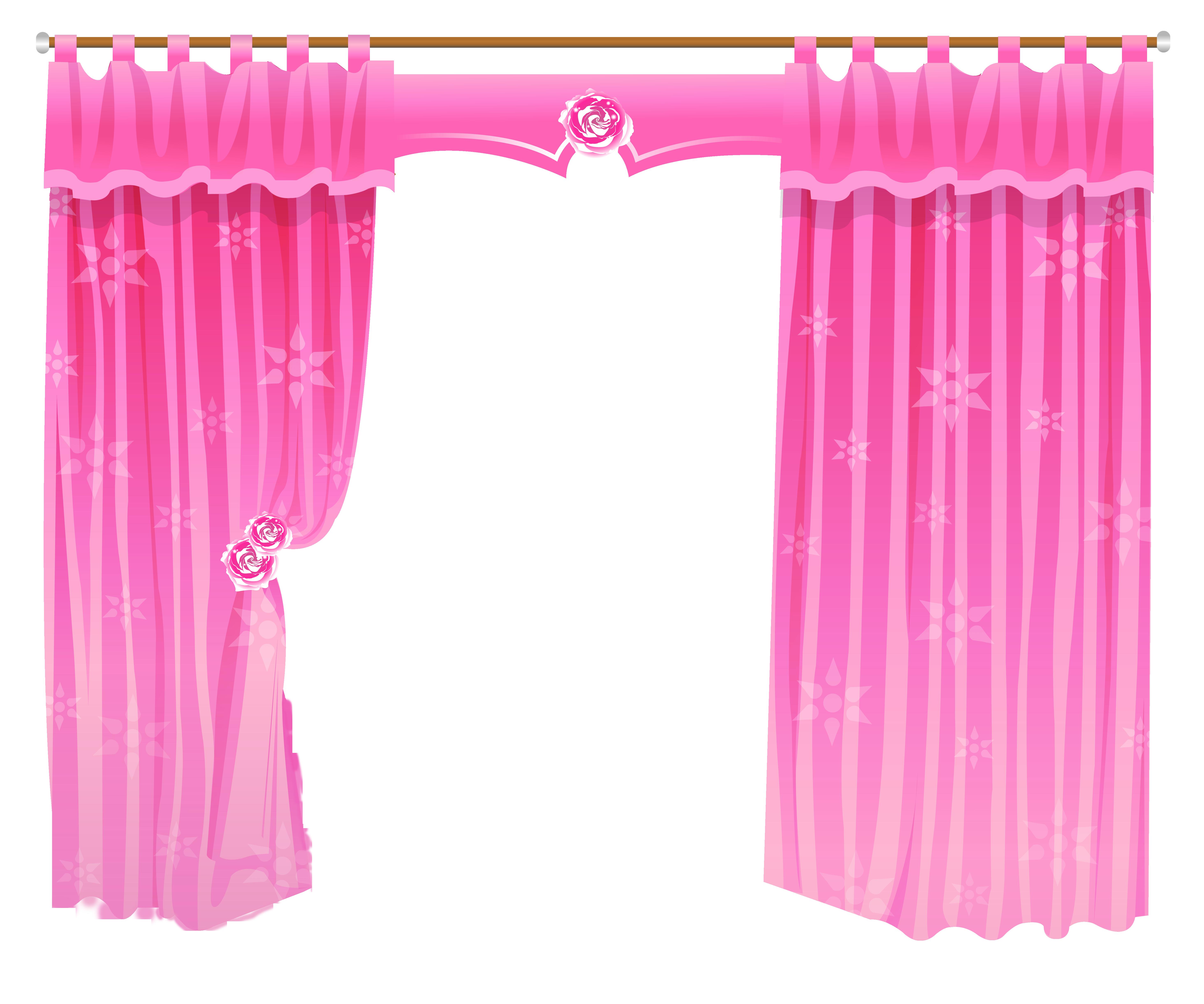 Curtain cliparts pink. Gate clipart mandap