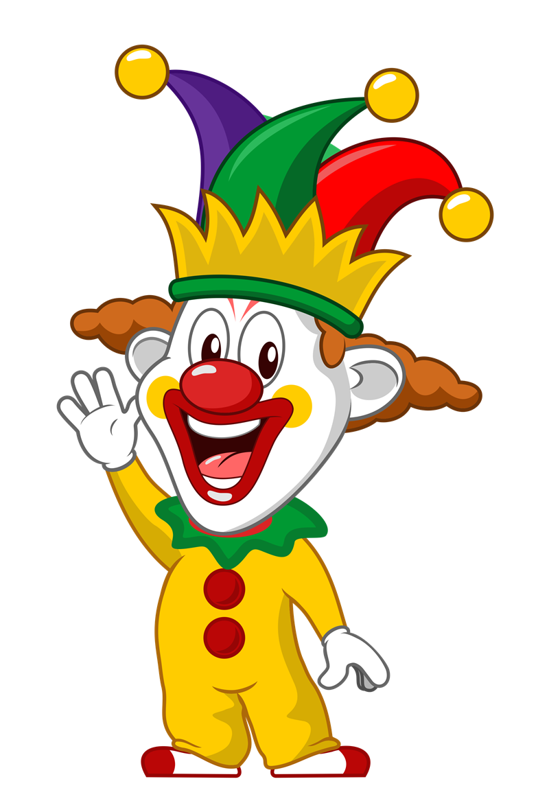 Cute at getdrawings com. Happy clipart clown