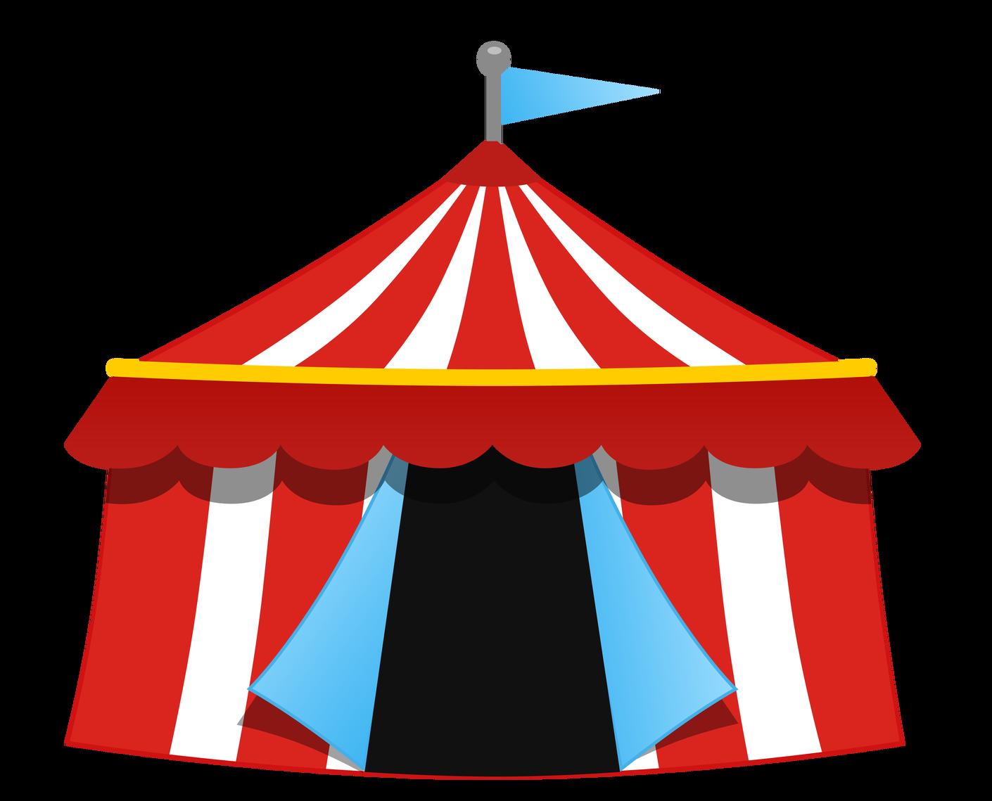 Circo lona tenda pinterest. Circus clipart fair
