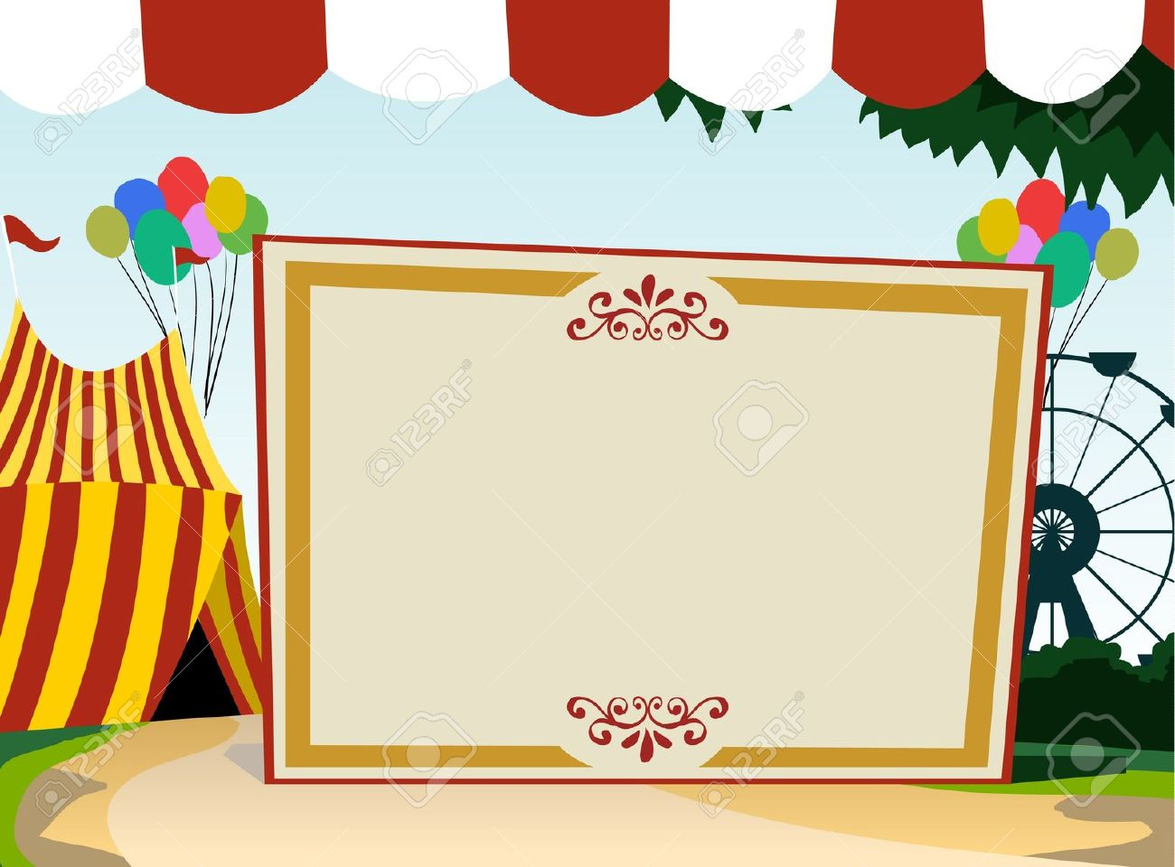 Circus clipart fall. Free theme cliparts download
