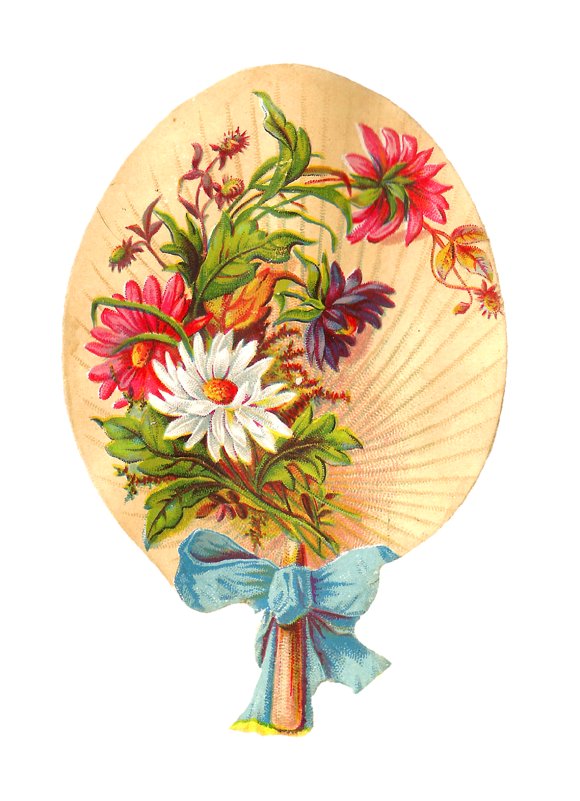 Ribbon victorian free cliparts. Fan clipart paper fan